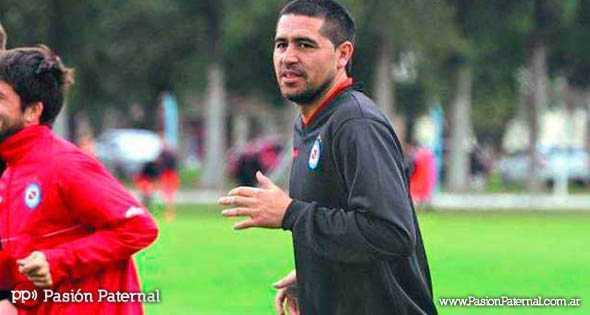 Riquelme viajará a San Juan para jugar su quinto partido consecutivo como titular