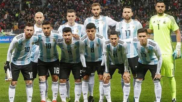 VICEPRESIDENTE DE LA AFA NOMBRO A SU CANDIDATO PARA DT DE ARGENTINA
