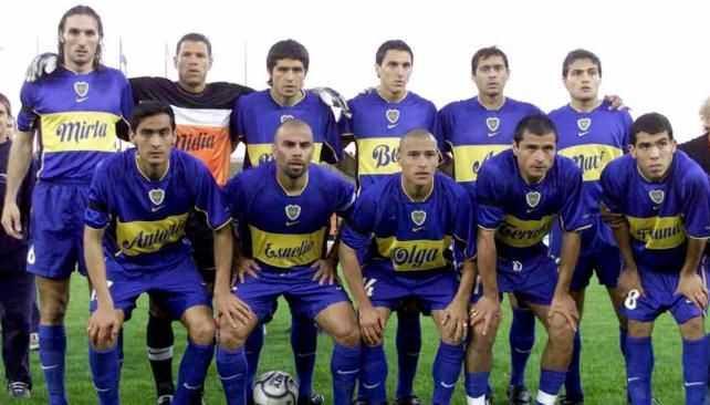 VIDEO: A 16 años del debut de Tevez en Boca