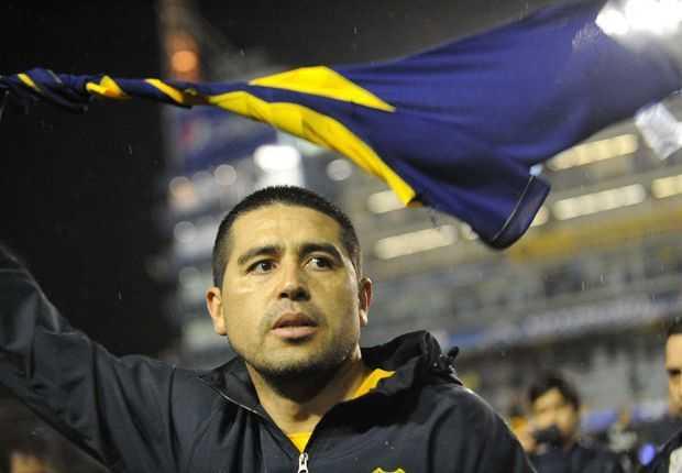 VIDEO: A tres años del último partido de Riquelme en Boca