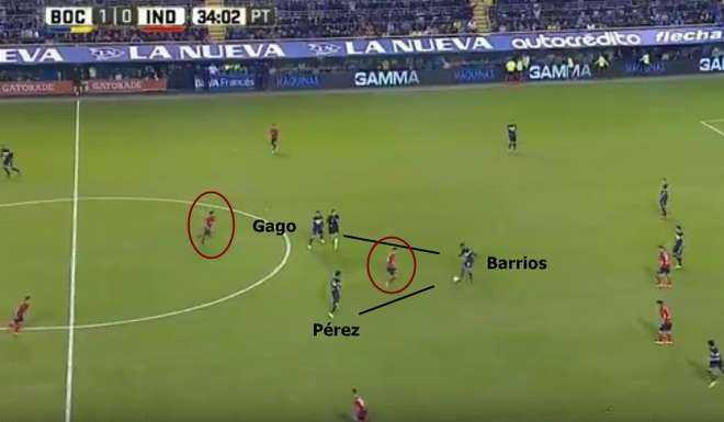 VIDEO: ¡Barrios, Schelotto!