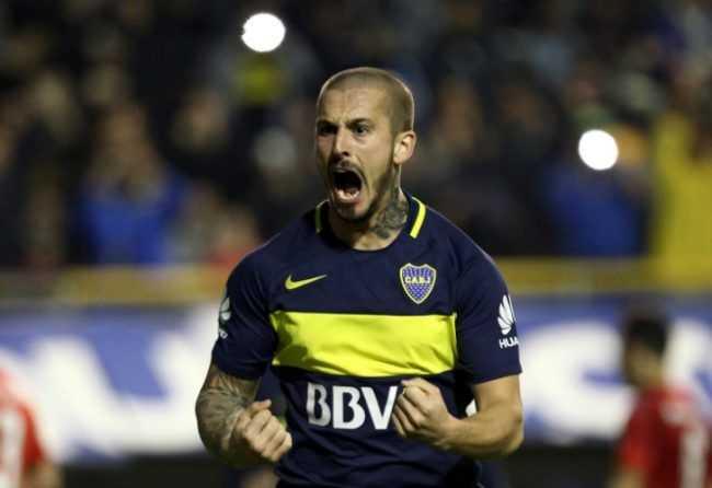 VIDEO: Benedetto, el goleador del Boca campeón