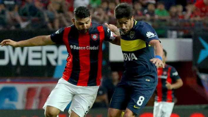 VIDEO: Boca se mide con San Lorenzo, con un mix de titulares y suplentes