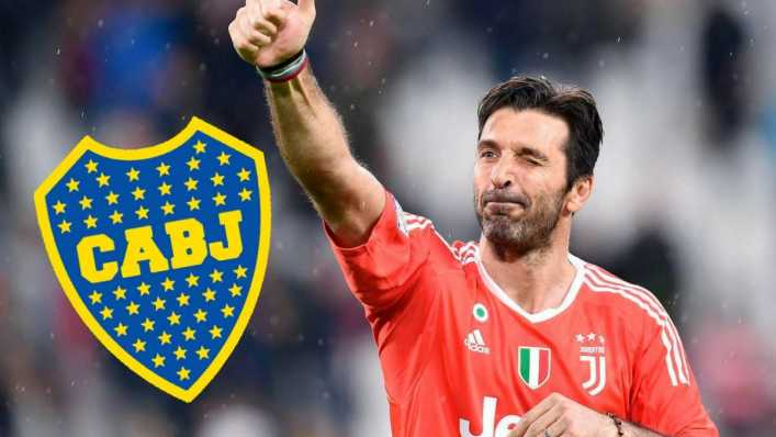 VIDEO: Boca va con todo por Buffon...