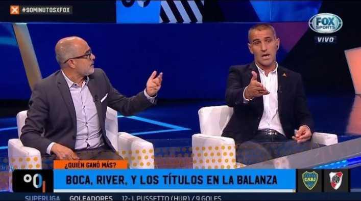 VIDEO: Cascini le respondió a las chicanas de River