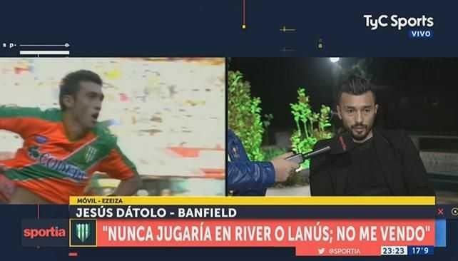 VIDEO: Dátolo: Guillermo me llamó, estuve cerca de volver a Boca