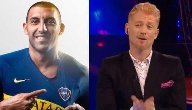 VIDEO: Dura arremetida de Liberman contra figura de Boca