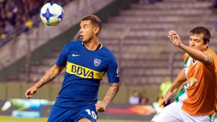 EDWIN CARDONA ESTA EN EL TOP 5 DE GOLES COLOMBIANOS EN BOCA JUNIORS