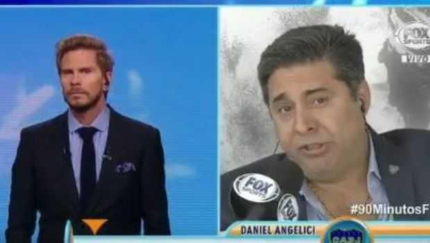 VIDEO: El candidato de Angelici que sacudió a los hinchas de Boca y River