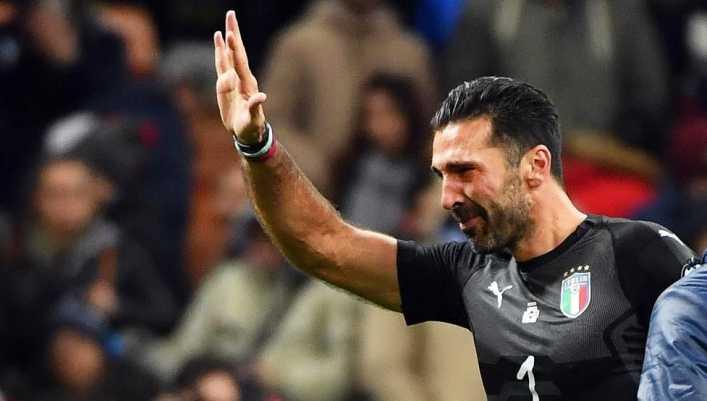 VIDEO: El gesto que hace de Buffon una leyenda