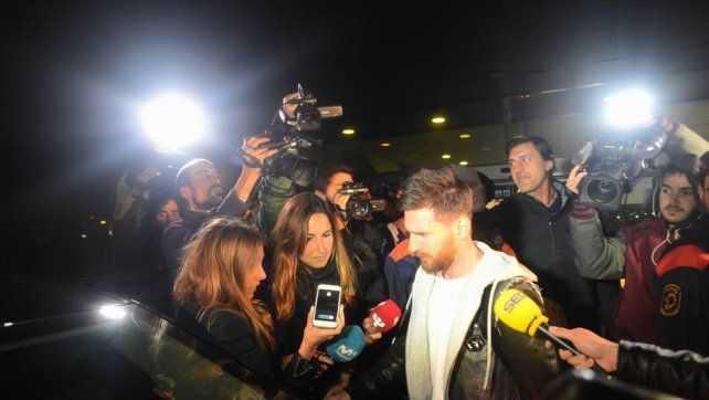 ENTREVISTA TRUCHA A MESSI EN LA RADIO SACUDIO A LAS REDES SOCIALES