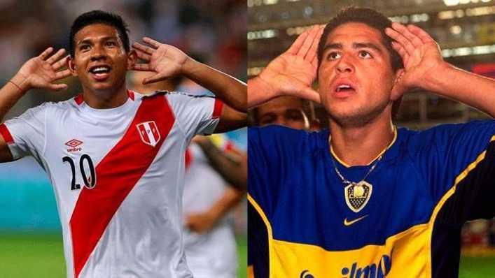 VIDEO: ESPN compara a Edison Flores con Riquelme