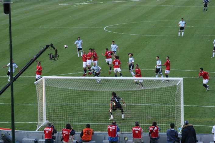 VIDEO: Hace 10 años Riquelme marcaba esta genialidad de goles