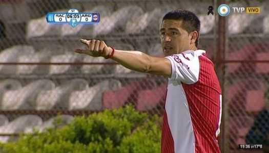 VIDEO: Hace tres años, Riquelme hacía su último gol de tiro libre