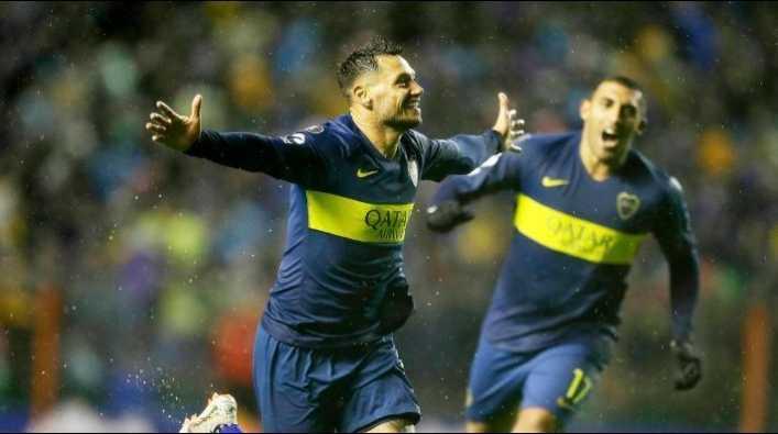 VIDEO: Hacer un gol ante la hinchada de Boca es hermoso