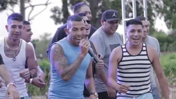 VIDEO: Imágenes inéditas del casamiento de Carlos Tevez