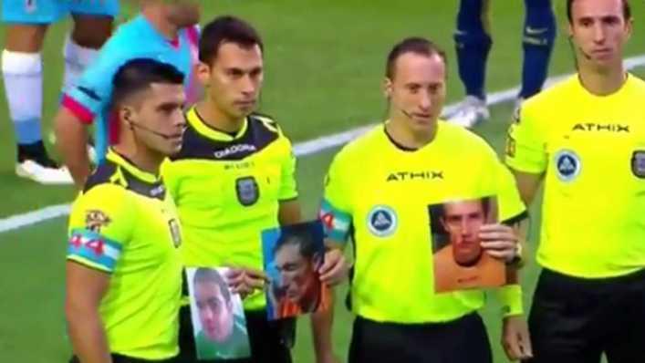 VIDEO: Los árbitros frenaron el partido de Boca