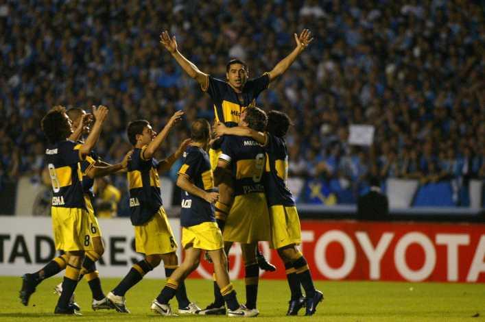 VIDEO: Los cinco mejores partidos de Juan Román Riquelme