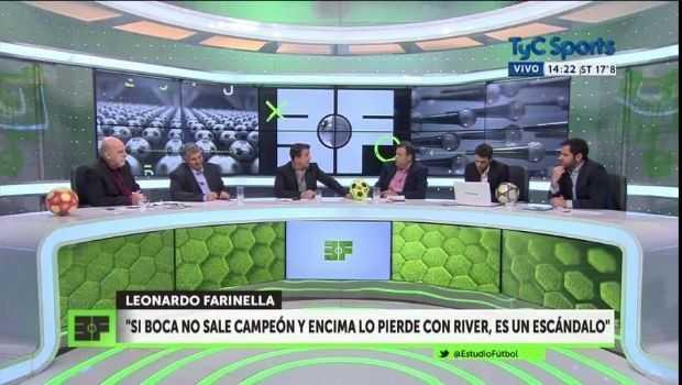 LOS DE BOCA ESTAN TRANQUILOS NUNCA SE FUERON A LA B