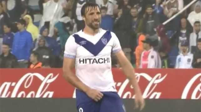 VIDEO: Los gestos de Pavone contra Boca
