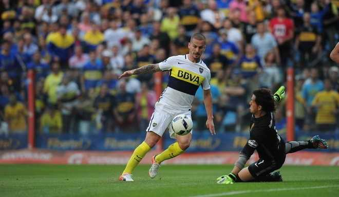 VIDEO: Los goles de Benedetto a Central