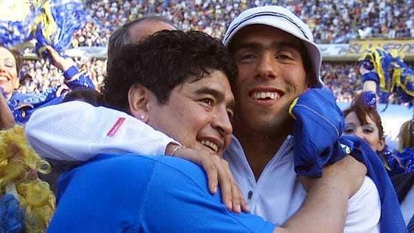 VIDEO: Maradona habló sobre la pelea de Tévez con Riquelme