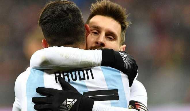 VIDEO: Me sorprendió que Messi hablara bien de mí