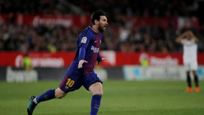 VIDEO: No es broma: Messi entró y salvó al Barcelona