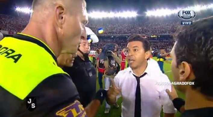 VIDEO: No llames pendejo a un jugador