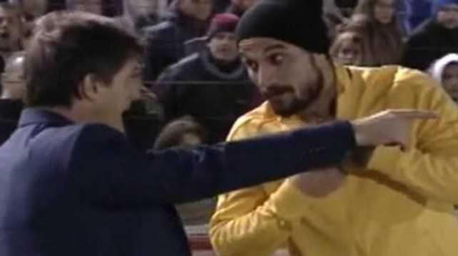 VIDEO: Osvaldo dijo lo que tenía guardado hace mucho...