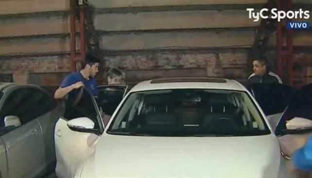 VIDEO: Pablo Pérez viajó a Rosario por un problema personal