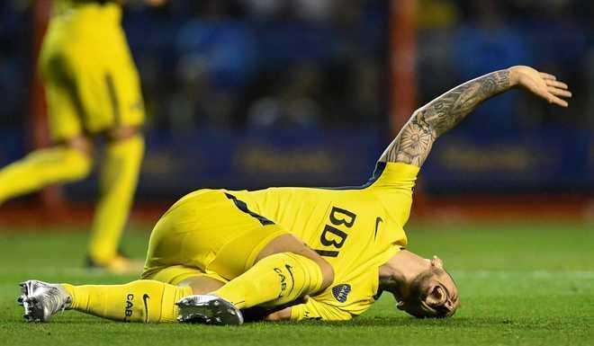 VIDEO: Qué dijo Benedetto tras su lesión