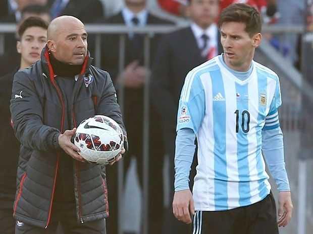 VIDEO: Sampaoli: Mi sueño siempre fue dirigir a Argentina