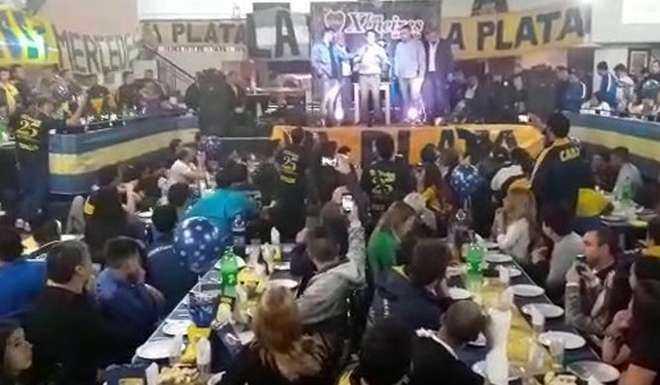 VIDEO: Soy de Boca