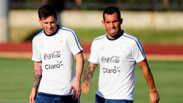 VIDEO: Tevez marcó por qué Ronaldo y Messi son totalmente diferentes