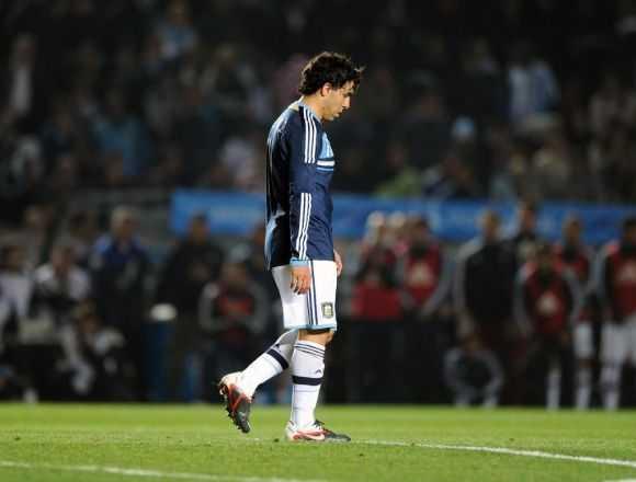VIDEO: Tevez se confesó sobre la Copa América 2011