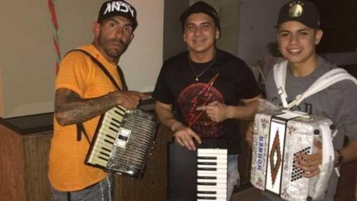 VIDEO: Tevez y una Navidad al ritmo de cumbia