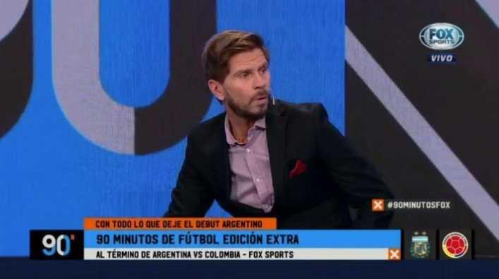 Vignolo armó el XI ideal de la Argentina...