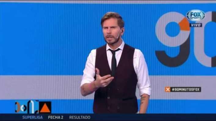 Vignolo dijo que Boca puede encontrar un refuerzo en un jugador que ya tiene