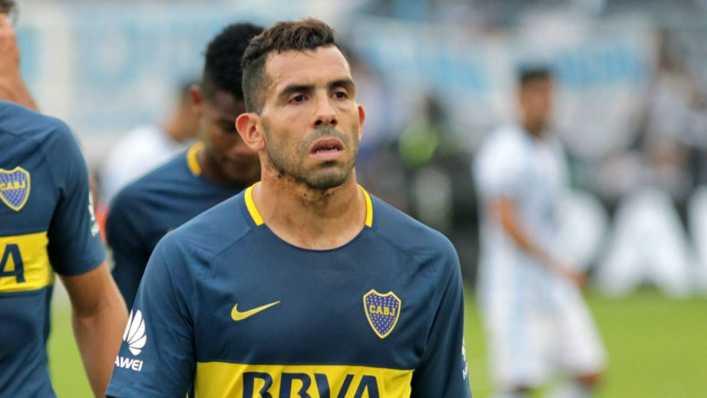 Vignolo dio pistas del futuro de Tevez en Boca