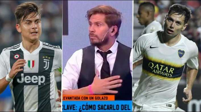 Vignolo eligió entre Dybala y Zárate para la Selección Argentina