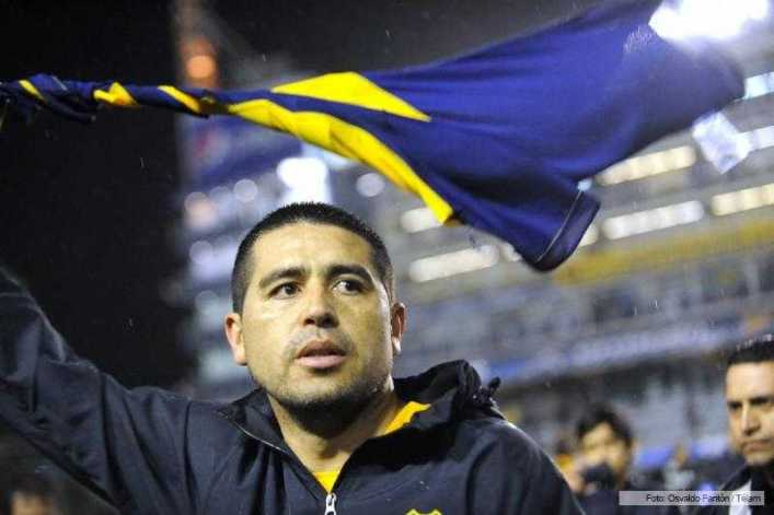 """Riquelme: """"Voy a seguir jugando, veré si en Boca o en otro lado"""""""