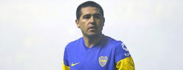 Riquelme vuelve a Boca Juniors