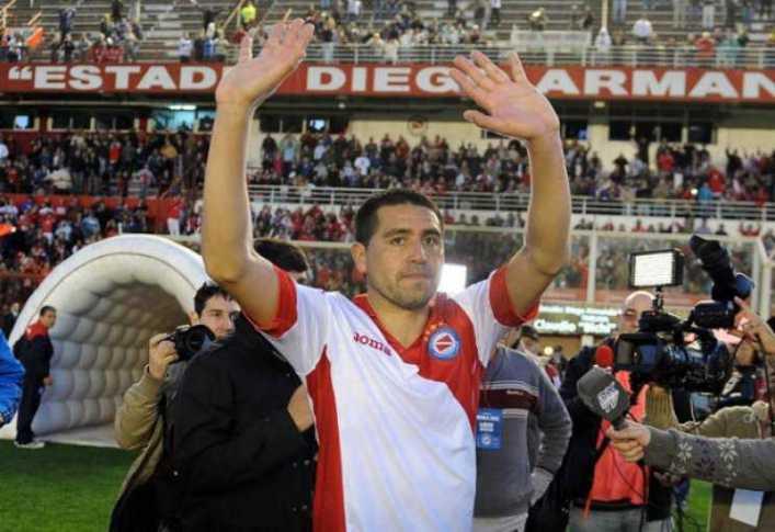 ¿Vuelve al fútbol profesional Juan Román Riquelme?