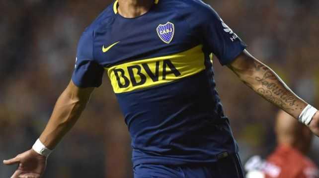 ¿Ya viste la camiseta que usará Boca en la Libertadores?