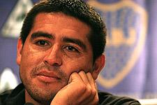 Riquelme admitió el apriete de barras: 'Fue desagradable'