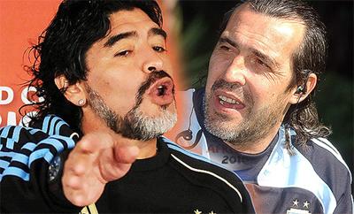 Batista ya confirmó que quiere a Román en la selección argentina