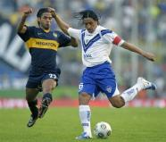 Boca no liquidó a tiempo y Vélez le arrebató un punto en Copa Sudamericana