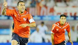 Independiente le dio dos duros cachetazos a Boca
