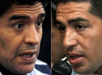 Maradona y yo no podemos trabajar juntos